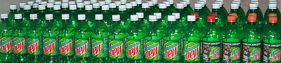 Mountain Dew collection